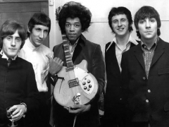 The Who y Jimi Hendrix