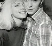 Debbie Harry y Bowie